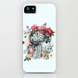 Beautiful Brain iPhone Case
