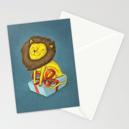 All the lion Stationery Cards