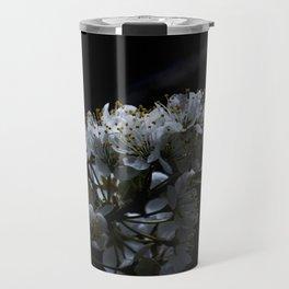 Apple Blossum Travel Mug