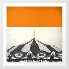 Big Top Art Print