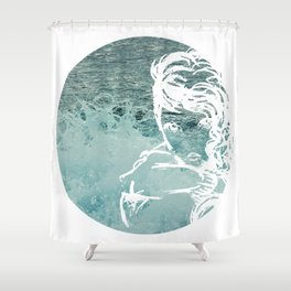Selfie Shower Curtain