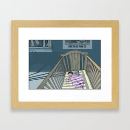 Print No. 4 from Natalie Unseen: The Mouse Queen's Bargain Framed Art Print