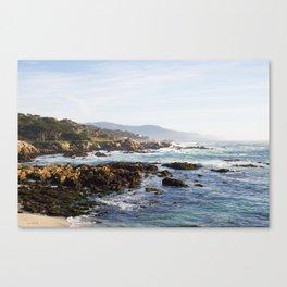 Monterey, Californnia. Canvas Print