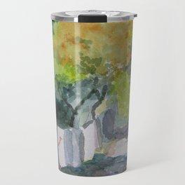 Floral Way Travel Mug