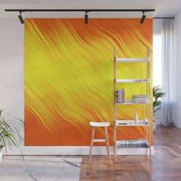 Stripes Wave Pattern 10 yo Wall Mural