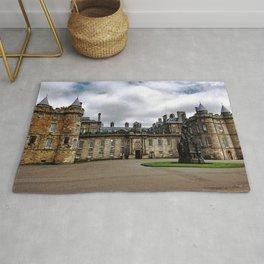 Holyrood Palace - Edinburgh United, Kingdom - Scotland Rug