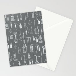 MAD SCIENCE 7 Stationery Cards