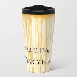 Delectable tea, or Deadly poison? Travel Mug
