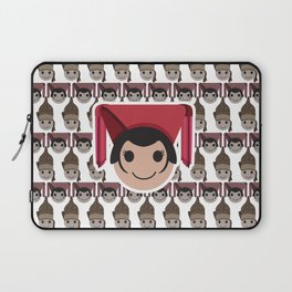 Iconic Headdresses - North Sumatra - female Laptop Sleeve