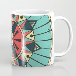 Sacred Wheel Coffee Mug