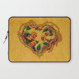 Rodimus and Roses Laptop Sleeve