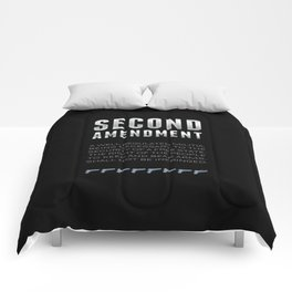 Second Amendment Comforters