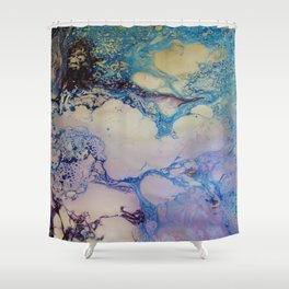 Exo - Birth Series II Shower Curtain
