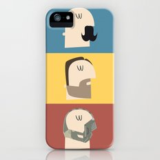 3 Faces of Tom Hardy Slim Case iPhone (5, 5s)