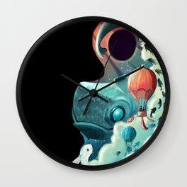 Space Oddity Wall Clock