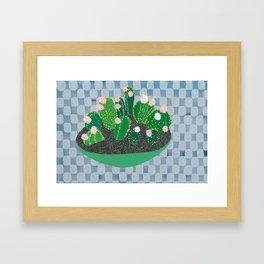 Don't be so hard on me, please! Framed Art Print