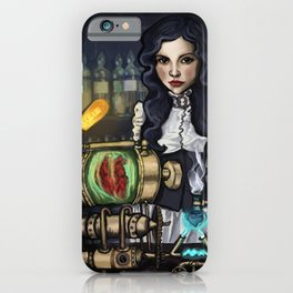 Secret Laboratory iPhone Case