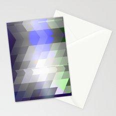 Slant Fade Stationery Cards