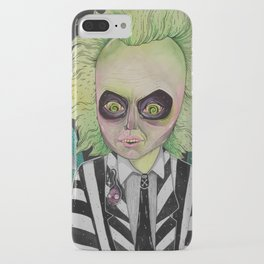 The Ghost with the Most iPhone Case