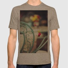 The chair and the pillow Mens Fitted Tee Tri-Coffee SMALL