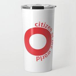 Citizen of the World Travel Mug