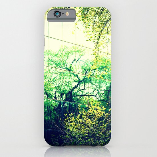 Crazy reflections iPhone & iPod Case