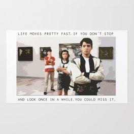 Ferris Bueller's Day Off Rug