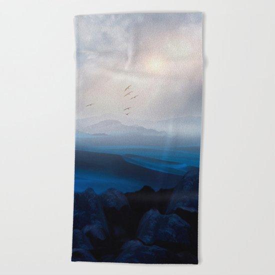 A Little Bit of Hope Beach Towel