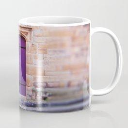 Purple Door Coffee Mug