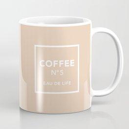 Iced Coffee No5 Coffee Mug