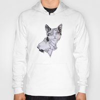 my mad fat diary Hoodies featuring fat cat by vasodelirium