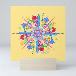 Love Your Light Mini Art Print