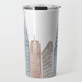 New York State of Mind Travel Mug