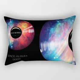 SPACE ALBUM 3066 Out of this World Rectangular Pillow