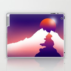 Spilt moon Laptop & iPad Skin