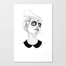 Sugar Canvas Print