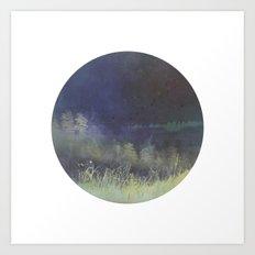 Planet 501110 Art Print