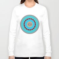 art deco Long Sleeve T-shirts featuring Deco Art by MadTee