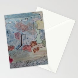 Phantasie Architektur Stationery Cards