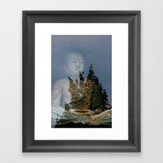 Reflectant Framed Art Print