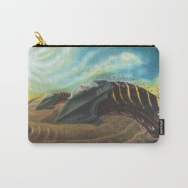 Sandworm Racers - Adam France Carry-All Pouch