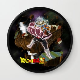 Goku vs Jiren Wall Clock