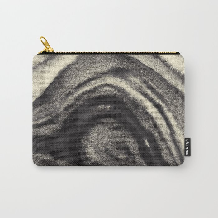 Abstract bwv 01 Carry-All Pouch