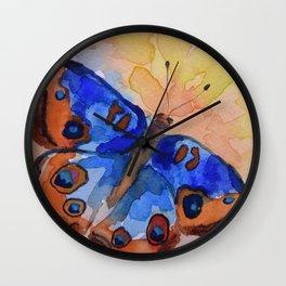Butterfly 13 Wall Clock