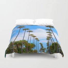 California lOVE Duvet Cover
