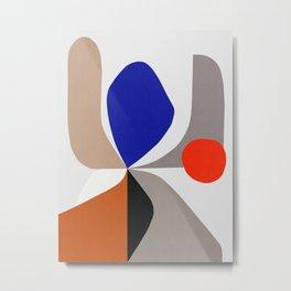 Abstract Art VIII Metal Print