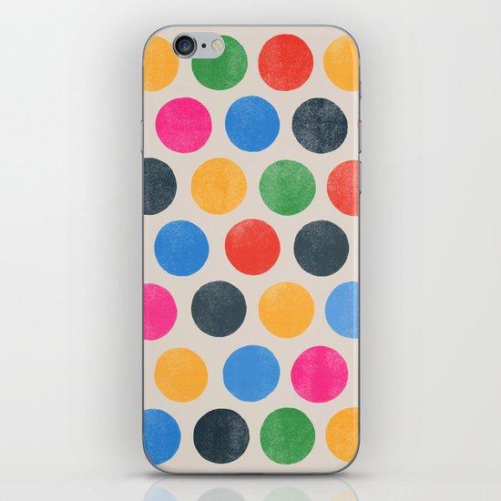 colorplay 3 iPhone & iPod Skin