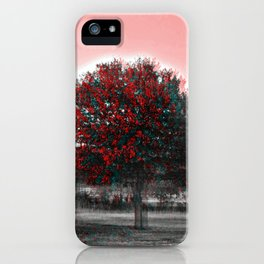 The Red iPhone Case