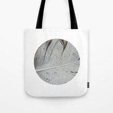 feather macro XIII Tote Bag