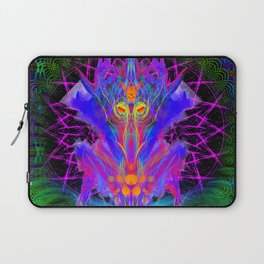 Lord Rokklu From Orion (Vallios Visual Kung Fu Collab) Laptop Sleeve